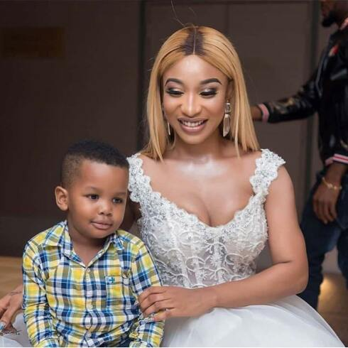 Here Are Some Beautiful Photos Of Tonto Dikeh And Her Adorable Son, King Andre - Photos 7
